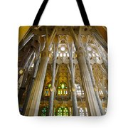 La Sagrada Familia Iv Tote Bag
