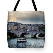 La Seine Tote Bag