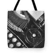 La Tecnica - The Typewriter Of Julio Tote Bag