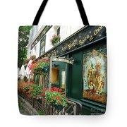 La Terrasse In Montmartre Tote Bag