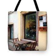 La Tinta Cafe Tote Bag