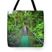 La Tirimbina Suspension Bridge Tote Bag