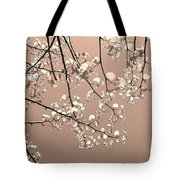 La Vie En Rose Tote Bag
