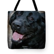 Lab Smile Tote Bag