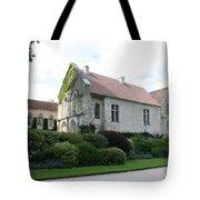 L'abbaye De Fontenay Tote Bag