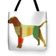 Labrador Retriever Tote Bag by Naxart Studio