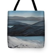 Labrador The Big Land Tote Bag