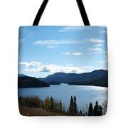 Lac Des Roches Tote Bag