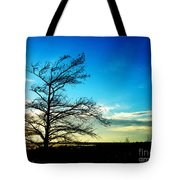 Lacassine Tree Tote Bag