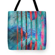 Lacerations Have Wounded  Tote Bag