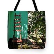 Ladder Tote Bag