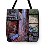 Ladder To The Upstairs Tote Bag