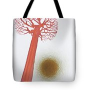 Laden With Gold Tote Bag