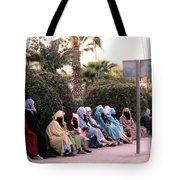 Ladies In Waiting Tote Bag