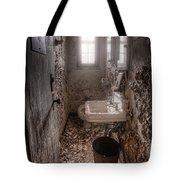 Ladies Room Tote Bag by Gary Heller
