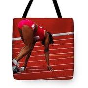 Ladies Get Set Tote Bag
