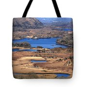 Ladies View Killarney National Park Tote Bag