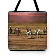 Ladies World Chapionship Ladies Cup Missing One Lady Tote Bag by Blake Richards