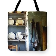 Ladles And Spatula In Kitchen Tote Bag
