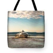 Ladoga Lake Transfer Tote Bag