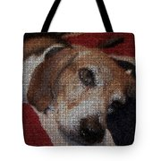 Lady 8 Tote Bag