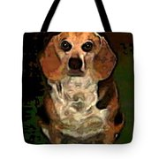 Lady 9 Tote Bag