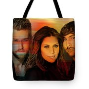 Lady Antebellum Tote Bag