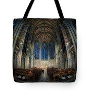 Lady Chapel At St Patrick's Catheral Tote Bag