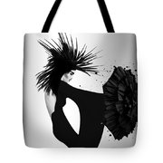 Lady D 2 Tote Bag