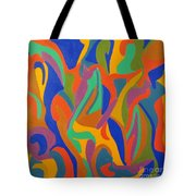 Lady From Bahia Tote Bag