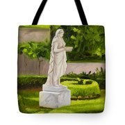 Lady Gandes Garden Tote Bag