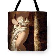 Lady Godiva  Tote Bag