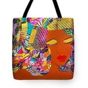 Lady J Tote Bag