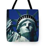 Lady Liberty Tote Bag