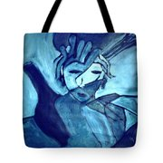 Lady Madonna  Tote Bag
