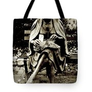 Lady Of Stone B Tote Bag