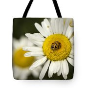 Lady Of The Daisy Tote Bag