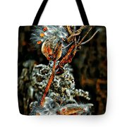 Lady Of The Dance Tote Bag