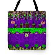 Lady Pandas Friends With Hat On Tote Bag