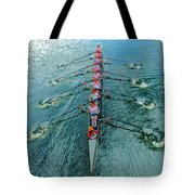Lady Scullers Tote Bag