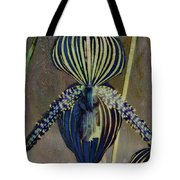 Lady Slipper Secret Garden Tote Bag