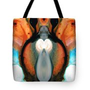 Lady Venus - Abstract Art By Sharon Cummings Tote Bag