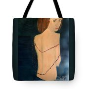 Lady With Beads From Shan Pecks Photograthy  Tote Bag