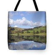 Ladybower Reservoir Tote Bag