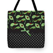 Ladybug Connection Tote Bag