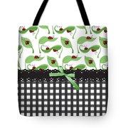 Ladybug Delight Tote Bag