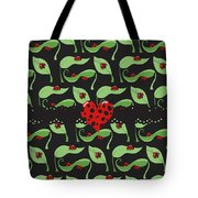 Ladybug Riches Tote Bag