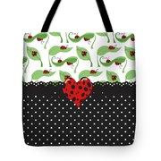 Ladybug Special Tote Bag