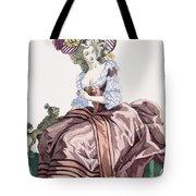 Ladys Elegant Caramel Coloured Satin Tote Bag