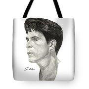 Laettner Tote Bag by Tamir Barkan